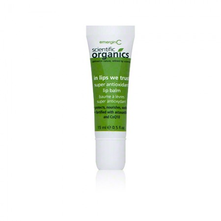 emerginC Scientific Organics In Lips We Trust Lip Balm