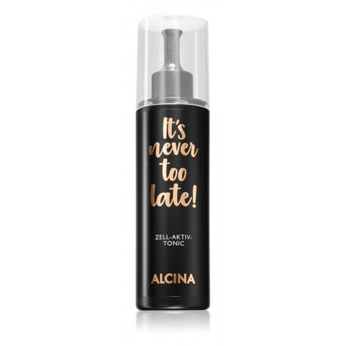 Alcina It's Never Too Late Zell Aktiv Tonic - 125ml