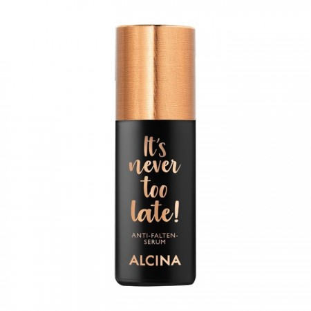 Alcina It's Never Too Late Serum