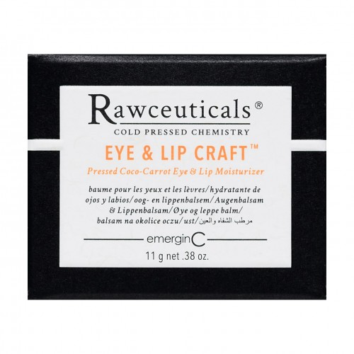 emerginC Rawceuticals Eye & Lip Craft