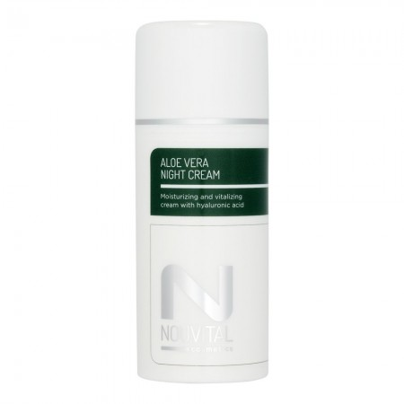 Nouvital Aloe Vera Night Cream - 100ml