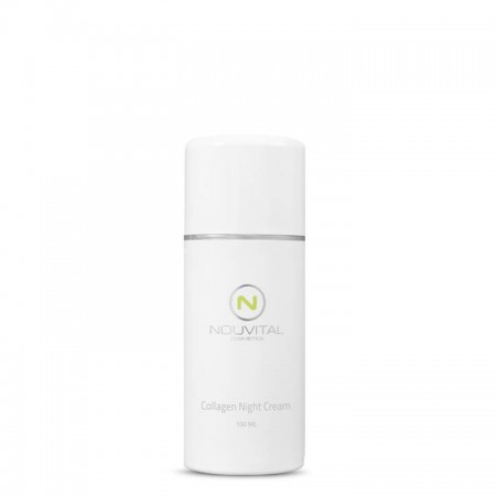 Nouvital Collagen Night Cream 100ml