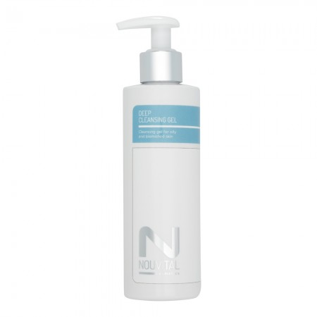 Nouvital Deep Cleansing Gel - 125ml