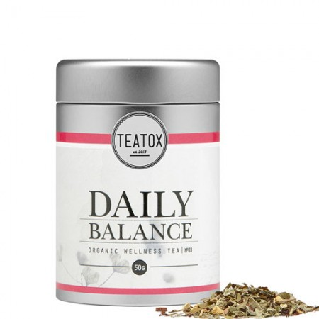 TEATOX Daily Balance Bio Tea Lemongrass 50 gram