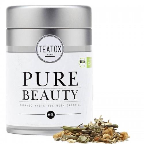TEATOX Pure Beauty Bio Tea Camomile