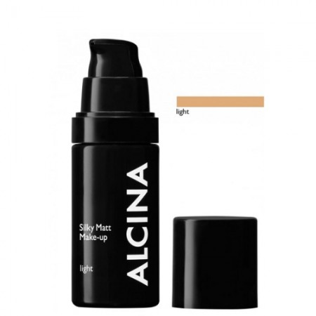 Alcina Silky Matt Make-up Light