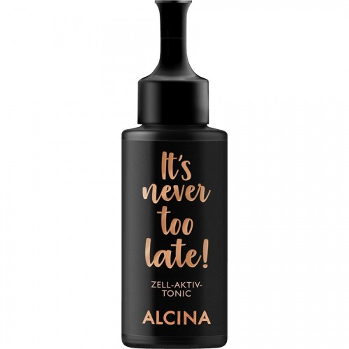 Alcina It's Never Too Late Zell Aktiv Tonic