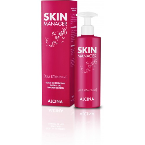 Alcina Skin Manager - AHA Effect Tonic 190 ml