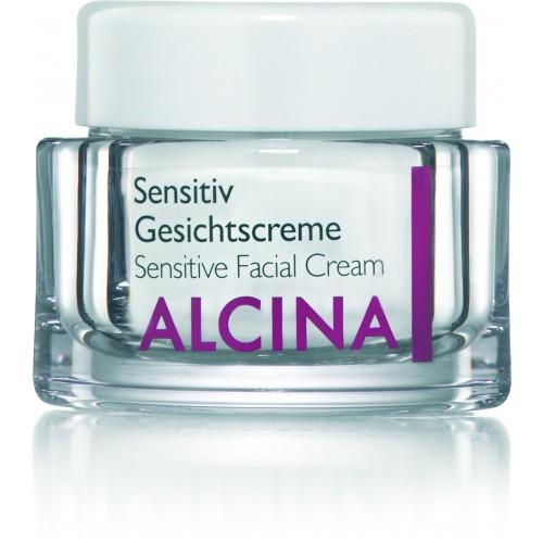 Alcina Sensitive Gezichtscrème