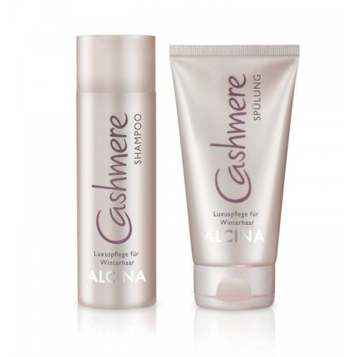Alcina Cashmere Shampoo en Conditioner set!