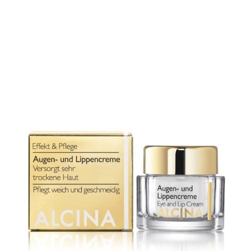 Alcina Oog- en Lippencrème