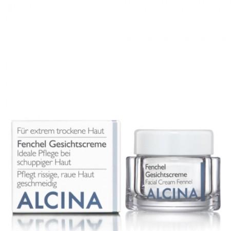Alcina Fenchel Gezichtscrème