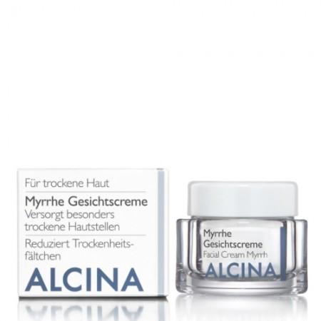 Alcina Myrrhe Gezichtscrème