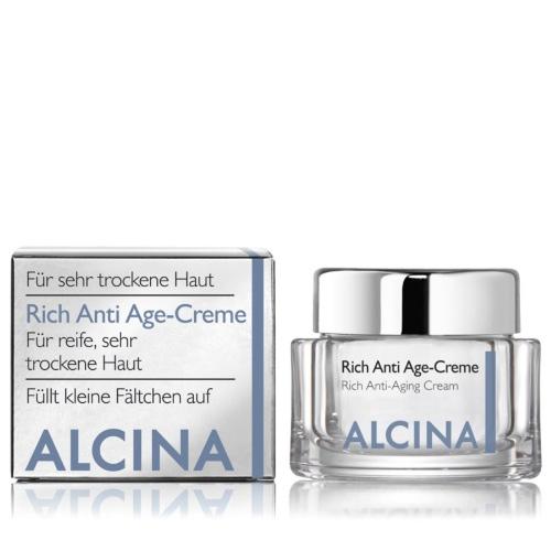 Alcina Rich Anti Age Crème