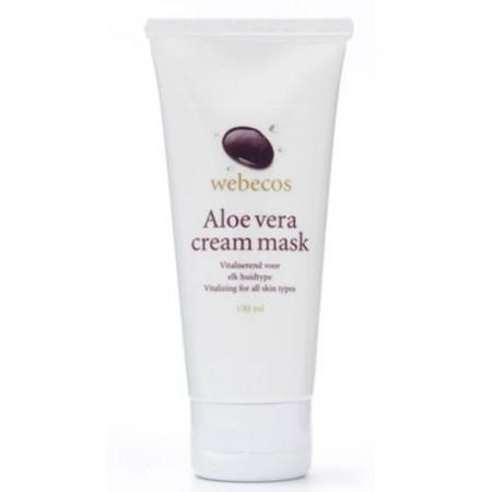 Webecos Aloe Vera Cream Mask 100ml