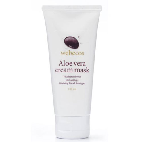 Webecos Aloe Vera Cream Mask 100ml