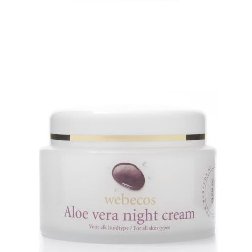 Webecos Aloë Vera Night Cream