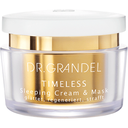 Dr.Grandel Timeless Sleeping Cream & Mask