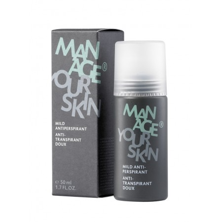Dr. Spiller Manage Your Skin Mild Antiperspirant