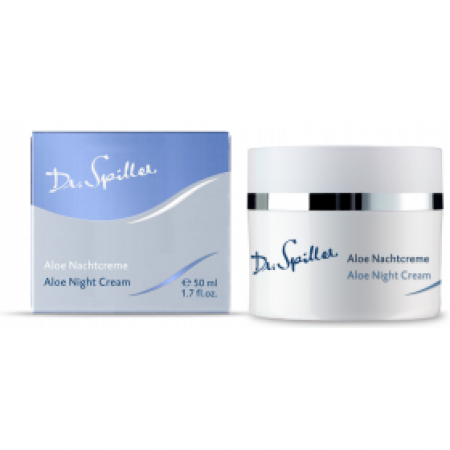 Dr. Spiller Aloë Night Cream