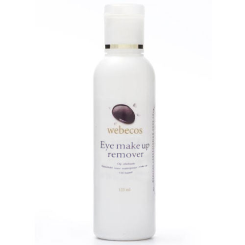 Webecos Eye Make up remover