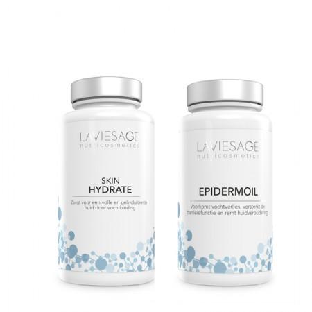 Laviesage Hydrate & EpiDermOil 3 maanden