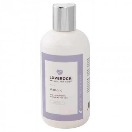 Loverock Rock Fresh Hair - Shampoo