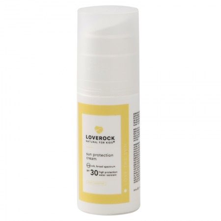 Loverock Love The Sun - Zonbeschermingscrème SPF30