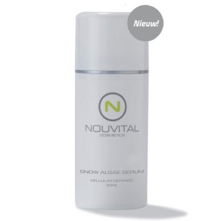 Nouvital Snow Algae Serum