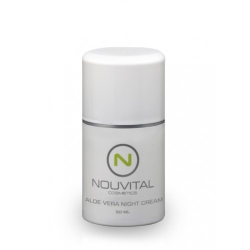 Nouvital Aloe Vera Night Cream