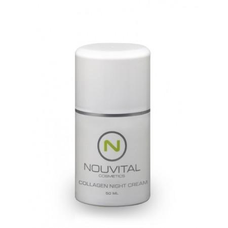 Nouvital Collagen Night Cream