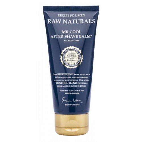 Recipe for Men Raw Naturals Mr. Cool After Shave Balm