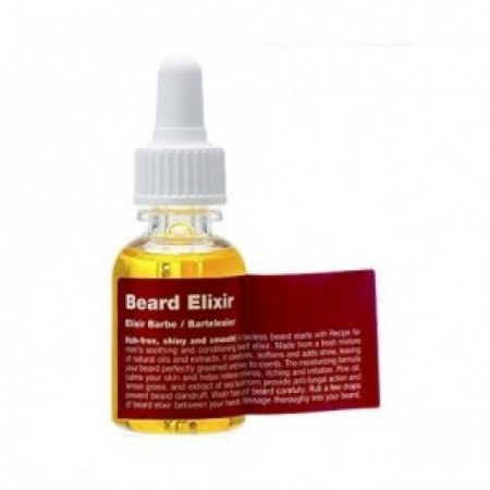 Recipe for men Beard Elixer