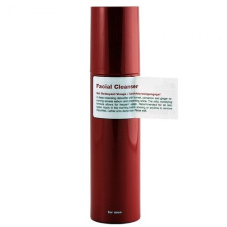 Recipe for men Facial Cleanser