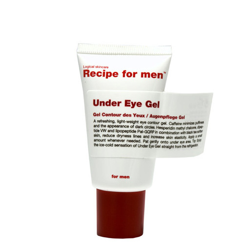 Recipe for men Under Eye Gel