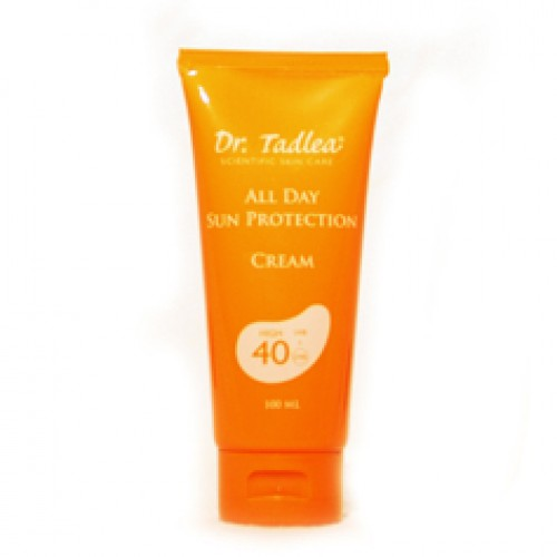 Dr. Tadlea All Day Sun Cream High (SPF 40)