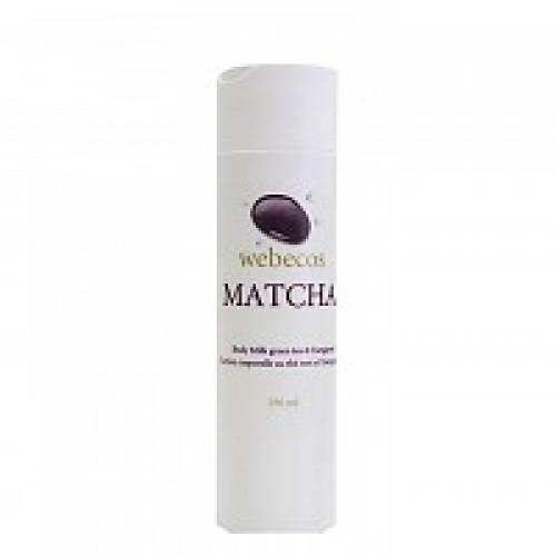 Webecos Matcha Body Milk