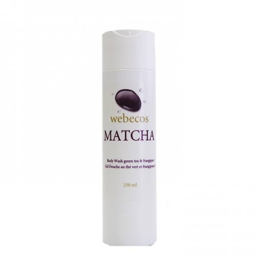 Webecos Matcha Body Wash