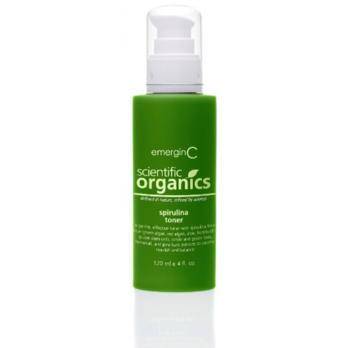 emerginC Scientific Organics Spirulina Toner