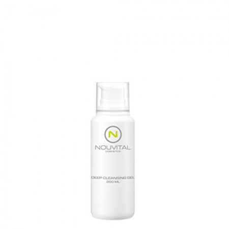 Nouvital Deep Cleansing Gel